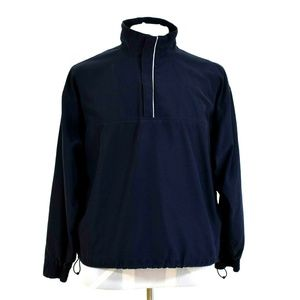 Ping Golf Pullover Small Blue 1/4 Zip Long Sleeve